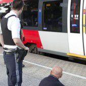 Polizei und ÖBB gegen militärische Zugbegleiter