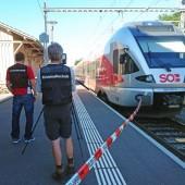 Zweites Todesopfer nach Bluttat im Zug