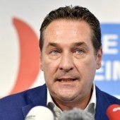 Strache will Terrormiliz IS im Verbotsgesetz