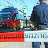 Drei Zugpassagiere bei Messerattacke verletzt