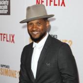 Stern für R&B-Sänger Usher
