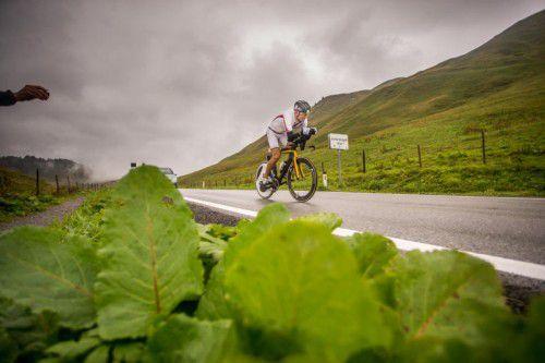 Der Trans Vorarlberg wird seinem Namen gerecht: Eines der größten Triathlon-Events Österreichs deckt fast das ganze Spektrum Vorarlberger Landschaftsvielfalt ab.