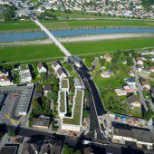 Lustenauer Rheinbrücke ab Samstag befahrbar