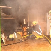 65-Jähriger stirbt bei Kellerbrand