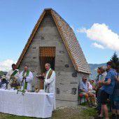 Neue Kapelle eingeweiht