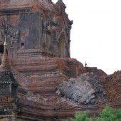 Erdbeben erschüttert Zentrum Myanmars