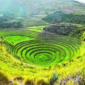 Die Terrassen von Moray