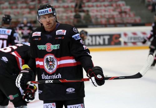 Die Schnelligkeit von Michi Grabner ist in Riga gefragt.