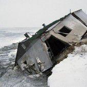 Ein Dorf in Alaska flieht vor dem Klimawandel