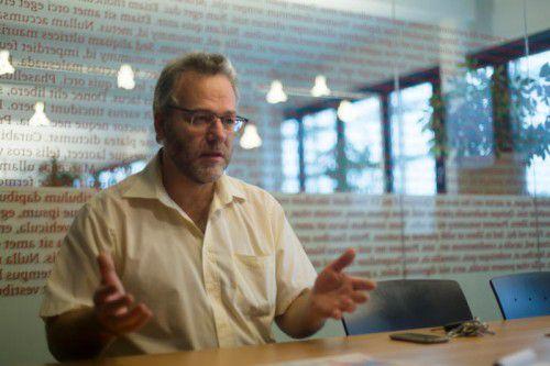 Dr. Anton Schäfer hilft vielen alten Menschen, die unter einer Besachwalterung leiden.