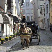 Mit Bierpipeline gegen den Altstadtverkehr