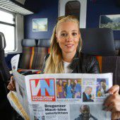 Die Vorarlberger fahren auf die Eisenbahn ab