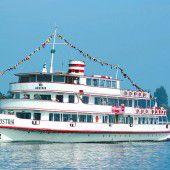 Schiff ahoi bei den VN-Frühstücksfahrten