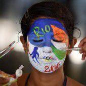 Brasilien pur zum Start der Samba-Spiele in Rio