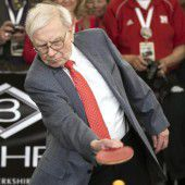 US-Starinvestor Buffett stockt bei Apple auf