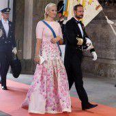 Prinzenpaar feiert 15. Hochzeitstag