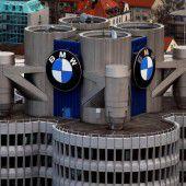 BMW übertrifft die Erwartungen