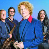 Simply Red verzaubern in Dornbirn