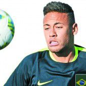 Neymar muss Brasilien erlösen