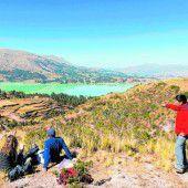 Unterwegs mit den Enkeln der Inkas