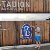 Vermisstes FCL-Logo ist wieder zurück