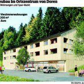 Wohnprojekt für Dorener Ortskern