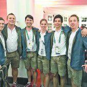 Vorarlberger dominieren im Österreich-Haus in Rio