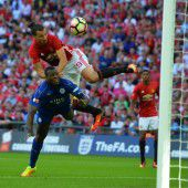 Ibrahimovic beschert Mourinho den ersten Titel mit Manchester United