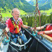 Am Arlberg herrscht in Sachen Seilbahnbau Hochbetrieb