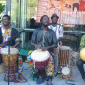 Trommel- und Tanzreise im Vereinshaus