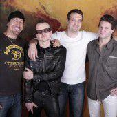 U2-Tributeband in Hard