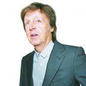 Neue Platte von Paul McCartney