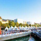 Hafenfest und Seelax Intermezzo