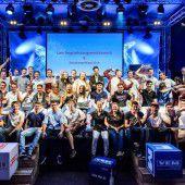 Große Feier für die erfolgreichen Lehrlinge der Vorarlberger Industrie