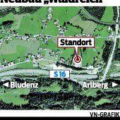 Neues Waldreich als Dorf im Dorf