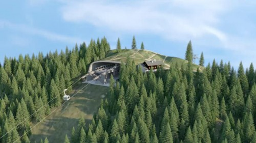 """Das Projekt """"Wälderbahn"""" wurde schon 2016 ins Spiel gebracht.Doppelmayr"""