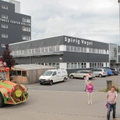 Viscose open: Ballone, Bagger und Kunst