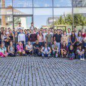 55 Studenten aus aller Welt zu Gast im Ländle
