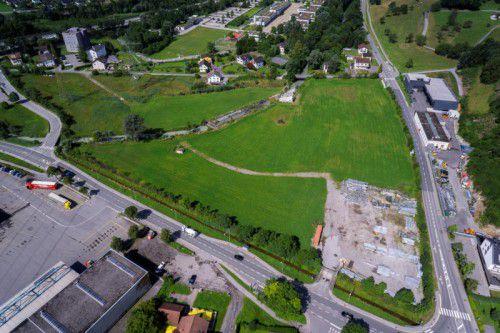 Gilt als größtes gewidmetes Industriegrundstück im Land und soll 2017 mit einem Kraftwerk ausgestattet werden: das ehemalige Degerdon- und Delunamagma-Grundstück in Bludesch.