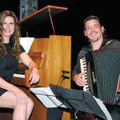 Tango und Klassik im Vereinshaus Lauterach