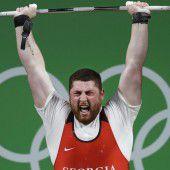 Talachadse mit Weltrekord zur Goldmedaille