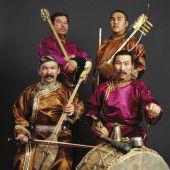 Stimmwunder aus der Mongolei