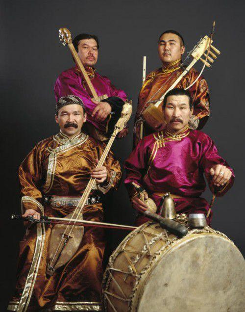 Huun-Huur-Tu haben Lieder wiederentdeckt, die niemand mehr singt.