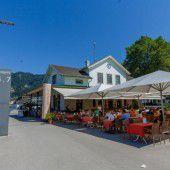 Hafenrestaurant wird aufgeputzt