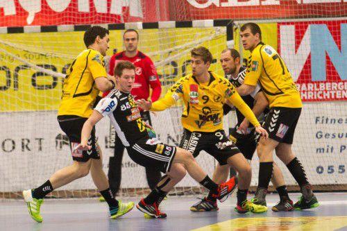 Im Supercup gibt es eine Neuauflage des Finales Bregenz gegen die Fivers.