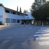 Zubau für die Volksschule Agasella in Göfis