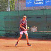 Turnier-Aus für Nico Graninger