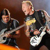 Metallica mit erstem Album seit acht Jahren