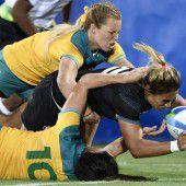 Historisches Gold für Australien im Rugby