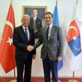 Ton aus Wien Richtung Ankara wird schärfer